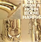 EDDIE HARRIS Love...From A Horn album cover