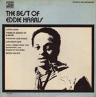 EDDIE HARRIS The Best Of Eddie Harris album cover
