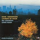 EDDIE HENDERSON Colors Of Manhattan album cover