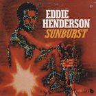 EDDIE HENDERSON Sunburst album cover