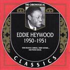 EDDIE HEYWOOD JR 1950-1951 album cover