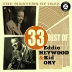 EDDIE HEYWOOD JR The Masters Of Jazz Volume 33 album cover