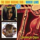 EDDIE HIGGINS Eddie Higgins Trio, The / Hubert Laws : Soulero/Laws' Cause album cover