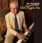 EDDIE HIGGINS Jazz Standards Essential Best album cover