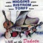 EDDIE HIGGINS Live at the Dakota Café album cover
