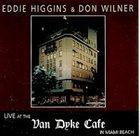 EDDIE HIGGINS Live At The Van Dyke Cafe In Miami Beach album cover