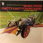EDDIE HIGGINS Music from Chitty Chitty Bang Bang album cover