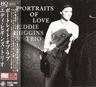 EDDIE HIGGINS Portraits of Love album cover