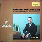 EDDIE PALMIERI El Molestoso..., Volume II album cover