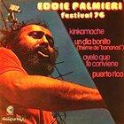 EDDIE PALMIERI Festival 76 album cover