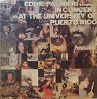 EDDIE PALMIERI In Concert At The University Of Puerto Rico album cover