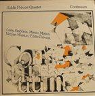 EDDIE PRÉVOST Eddie Prévost Quartet : Continuum album cover