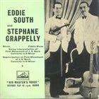 EDDIE SOUTH Eddie South And Stephane Grappelly : Dinah album cover