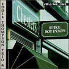 EDDIE THOMPSON At Chesters album cover