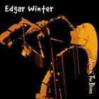 EDGAR WINTER Jazzin' The Blues album cover
