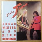 EDGAR WINTER The Edgar Winter Group with Rick Derringer : Live In Japan album cover