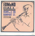 EDMOND HALL Rumpus On Rampart St. album cover