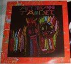 EDWARD VESALA Afrikan Tähdet album cover