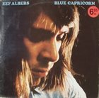 EEF ALBERS Blue Capricorn album cover