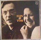 ELIS REGINA Elis & Tom album cover