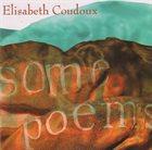 ELISABETH COUDOUX Some Poems album cover