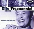 ELLA FITZGERALD 1936-1950 album cover