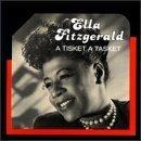 ELLA FITZGERALD A-Tisket, A-Tasket album cover