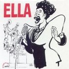 ELLA FITZGERALD Cabu Collection: Ella Fitzgerald album cover