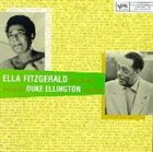 ELLA FITZGERALD Daydream: Best of the Duke Ellington Songbook album cover