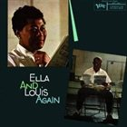 ELLA FITZGERALD Ella And Louis Again album cover
