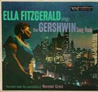 ELLA FITZGERALD Ella Fitzgerald Sings the Gershwin Song Book, Volume 1 album cover