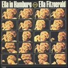 ELLA FITZGERALD Ella in Hamburg album cover