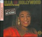 ELLA FITZGERALD Ella in Hollywood album cover