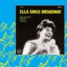 ELLA FITZGERALD Ella Sings Broadway album cover