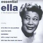 ELLA FITZGERALD Essential Ella album cover