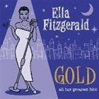 ELLA FITZGERALD Gold album cover