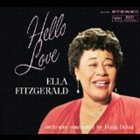 ELLA FITZGERALD Hello Love album cover