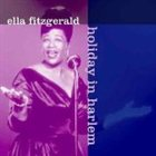 ELLA FITZGERALD Holiday in Harlem album cover