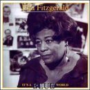 ELLA FITZGERALD It's a Blue World album cover