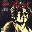 ELLA FITZGERALD Lady Time album cover