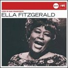 ELLA FITZGERALD Live in San Francisco album cover