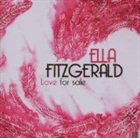 ELLA FITZGERALD Love for Sale album cover