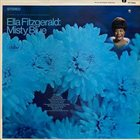 ELLA FITZGERALD Misty Blue album cover