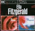 ELLA FITZGERALD Mr Paganini album cover