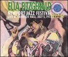 ELLA FITZGERALD Newport Jazz Festival: Live at Carnegie Hall, July 5, 1973 album cover
