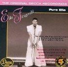 ELLA FITZGERALD Pure Ella album cover