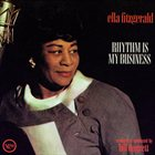 ELLA FITZGERALD Rhythm Is My Business album cover