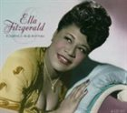 ELLA FITZGERALD Romance and Rhythm album cover