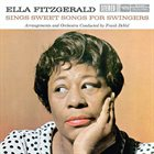 ELLA FITZGERALD Sings Sweet Songs for Swingers album cover