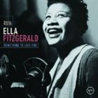ELLA FITZGERALD Something to Live For album cover